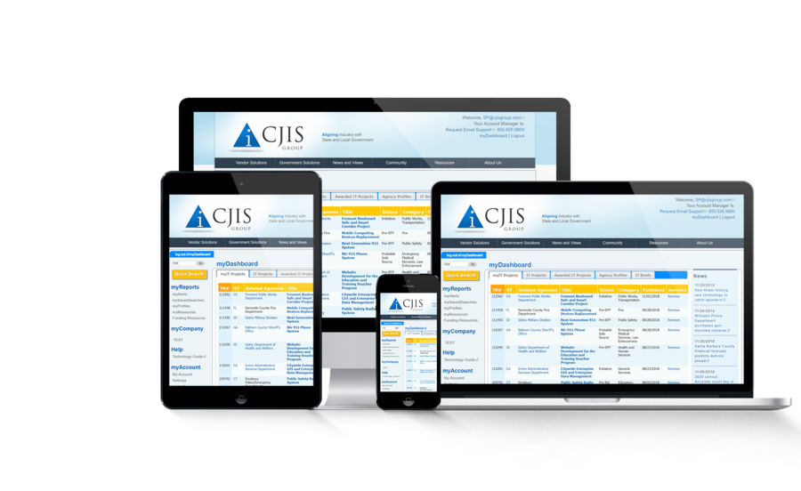 Cjis Group Market Intelligence Tool